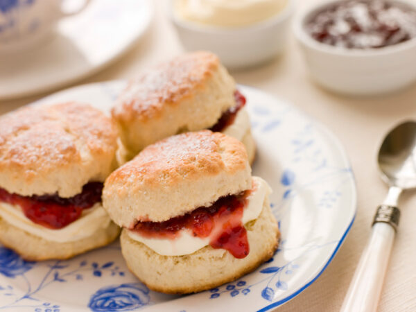 Afternoon Tea // Saturday 22nd August Mark Hadfield Event Catering